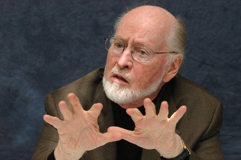 Legendary composer and conductor, John Williams.