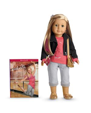 American Girl's 2014 Girl of the Year Leaps into the Spotlight and Inspires Girls to Find Their Own Unique Talents