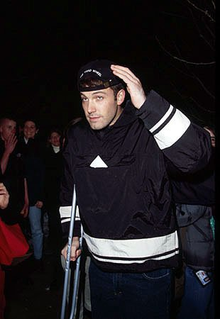 Ben Affleck, star of &quot;200 Cigarettes&quot; and &quot;Mallrats&quot;