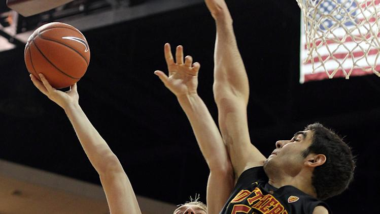 NCAA Basketball: USC at Arizona State