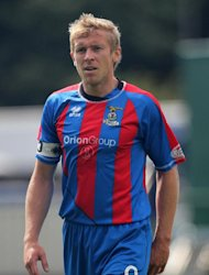 Richie Foran netted in Inverness' impressive win over Hibernian