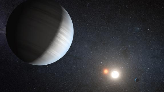 Alien Planets With Extra Suns Can Have Strange Orbits