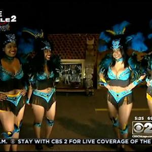 Vince Previews African Festival Of The Arts
