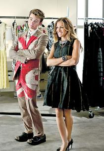 Chris Colfer and Sarah Jessica Parker | Photo Credits: Mike Yarish/FOX