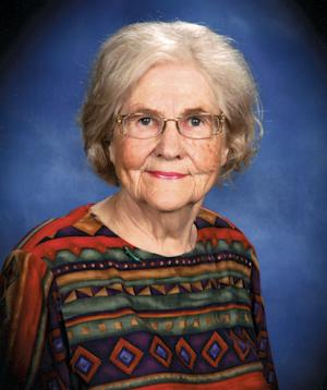 Grand Forks Herald columnist Marilyn Hagerty is seen in an undated portrait. Hagerty, a North Dakota newspaper columnist, focuses on local food and reviewed her town's hot new restaurant Wednesday, March 7, 2012, which in North Dakota can mean chain restaurants that are shunned by big-city food critics. Because the restaurant was the Olive Garden, her earnest assessment swiftly became an Internet sensation, drawing comments both sincere and sarcastic from food bloggers.  (AP Photo/Grand Forks Herald)