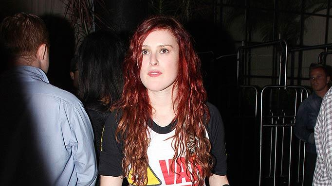 Rumer Willis Teddys Club