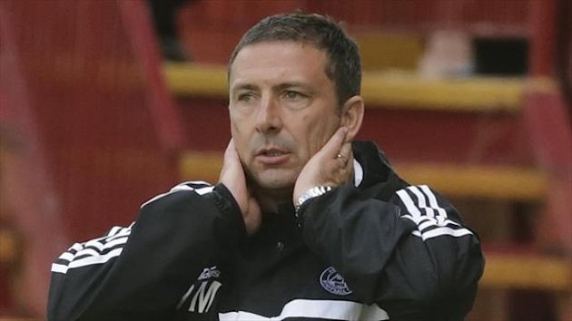 Derek McInnes is calling on Aberdeen to make Pittodrie a fortress