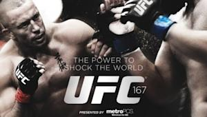 UFC 167 Drug Tests Come Back Clean
