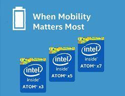 Intel announces brand levels for Atom processors