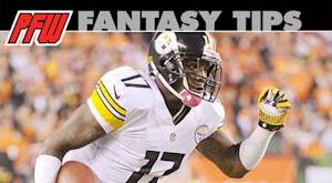 Fantasy WR tips: Wallace still a starter with third-string QB