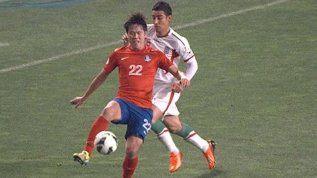 Sud Corea-Iran 0-1: gli highlights