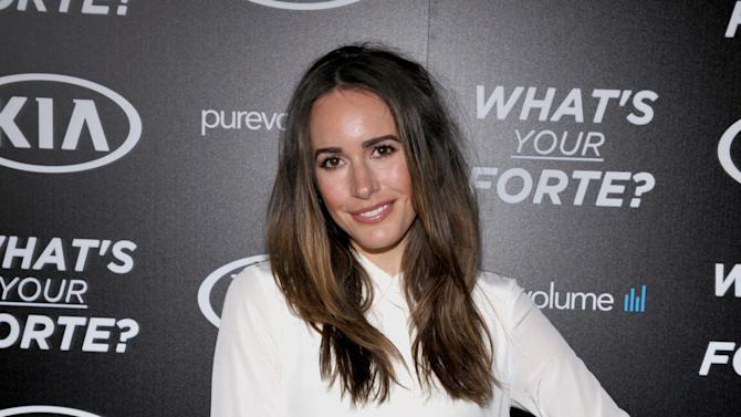 "Louise Roe attends the ""What's Your Forte?"" event presented by PureVolume and Kia Motors America at Create Nightclub on Tuesday, June 18, 2013, in Los Angeles. (Photo by John Shearer/Invision for Spin Media/AP Images)"