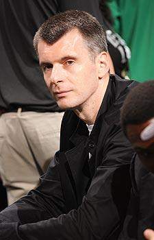 Mogul making: Prokhorov sells LeBron