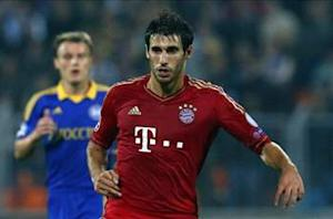 Javi Martinez: Let's not talk about Guardiola