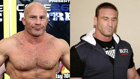 Ten Years in the Making, Ian Freeman vs. Ken Shamrock Set for July in England