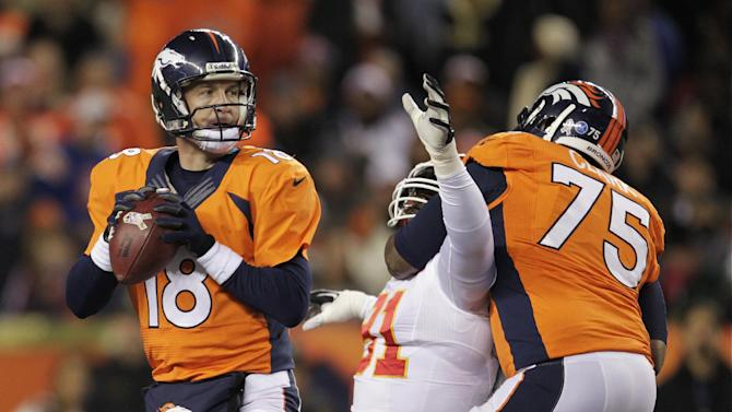 Manning, Broncos top Chiefs 27-17