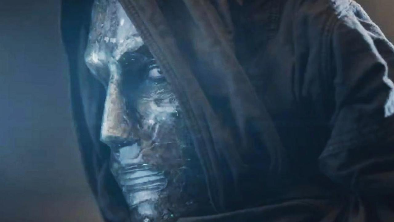 'Fantastic Four' Trailer Gives First Look at Dr. Doom