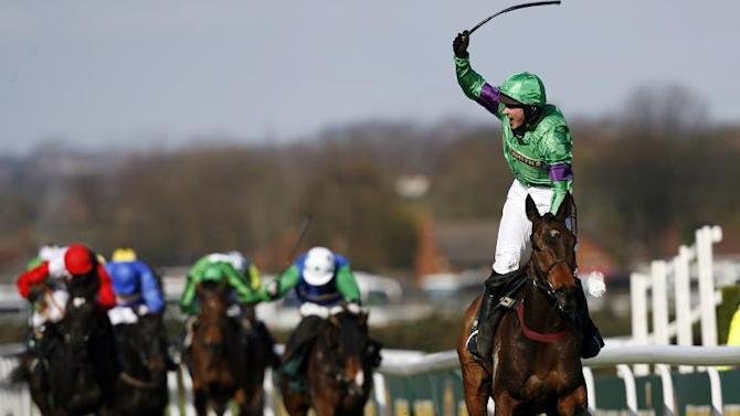 Venetia Williams claimed her place in racing's history books when training French horse Mon Mome to win the Grand National in 2009