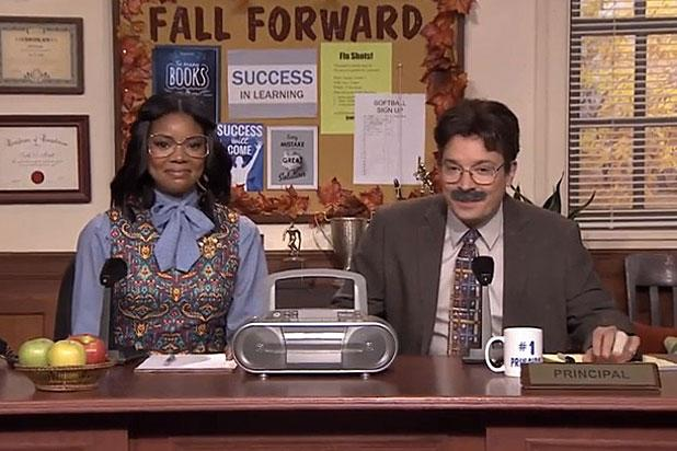 Gabrielle Union Goes Back to High School With Jimmy Fallon (Video)