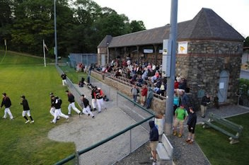 Evans Field in Rockport, Mass. &#x2014; Boston Globe