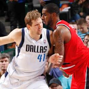 Mavs Stave Off The Blazers