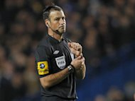 Clattenburg awaiting outcome