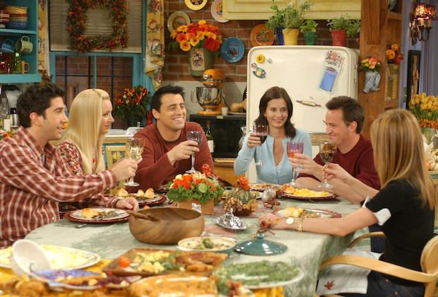 Friends: The One Where We Rank All the Thanksgiving Episodes