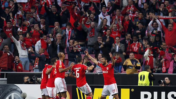 Juventus, Benfica, AZ into Europa League quarters
