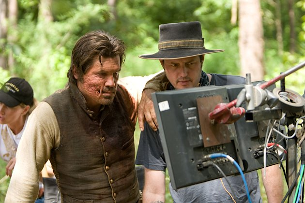 Jonah Hex Warner Bros. Pictures Production Photos 2010 Josh Brolin Jimmy Hayward