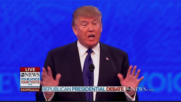 GOP Debate: Donald Trump Takes More Shots at Jeb Bush, Picks Panthers to Win Super Bowl