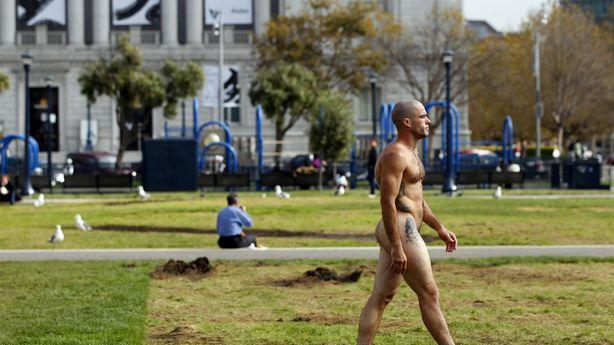 San Francisco's Battle for the Right to Be Naked Never Gets Old