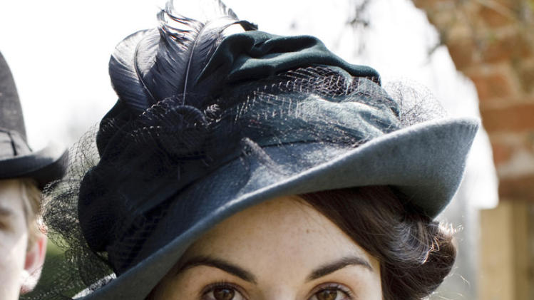Michelle Dockery, ?Downton Abbey?