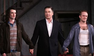 Alec Baldwin And Tom Sturridge's Broadway Play Orphans To Close Six Weeks Early