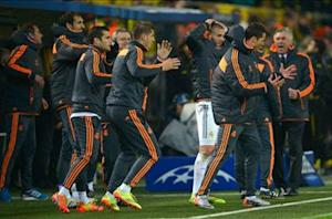 Ancelotti: Real Madrid lucky to still be in Champions League