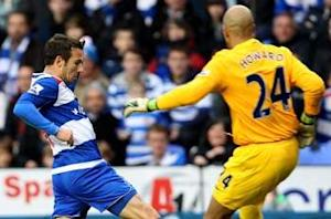 Reading 2-1 Everton: Royals grab first win of season as Moyes' men throw away early lead