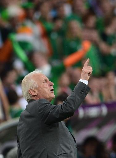 Ireland/Italy - Trapattoni&nbsp;&hellip;