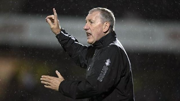 Terry Butcher's future has yet to be decided