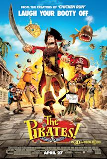 Poster of The Pirates! Band of Misfits