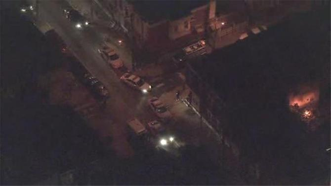 Child killed, 3 wounded in Grays Ferry shooting