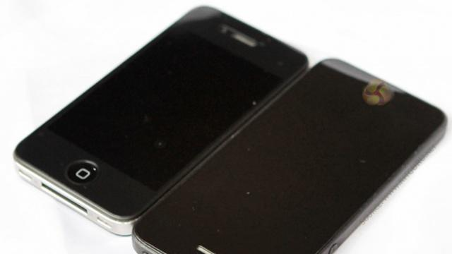 Brand new iPhone 5 engineering photos show off 20% thinner design