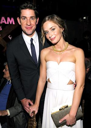John Krasinski and Emily Blunt's NYC Date Night!