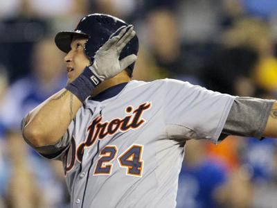 Tigers' Cabrera Wins Triple Crown