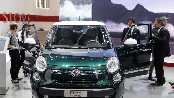 Fiat no closer on deal Chrysler stake