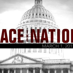 Open: This is Face the Nation, March 1