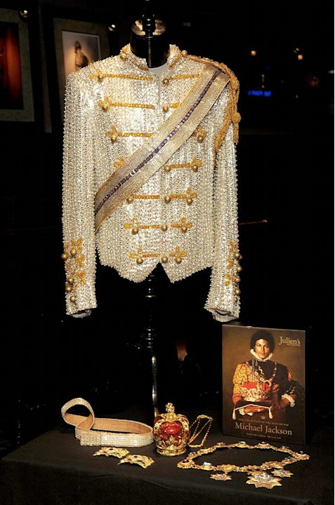 MJ Auction jacket