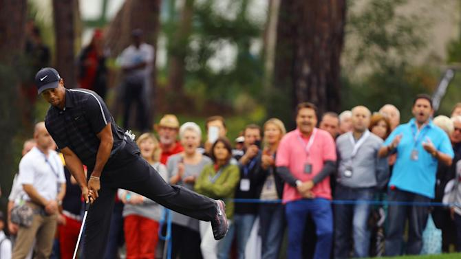 3-way lead after first round of Turkish Open