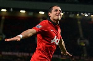 Chicharito staying put at Manchester United, for now, despite interest