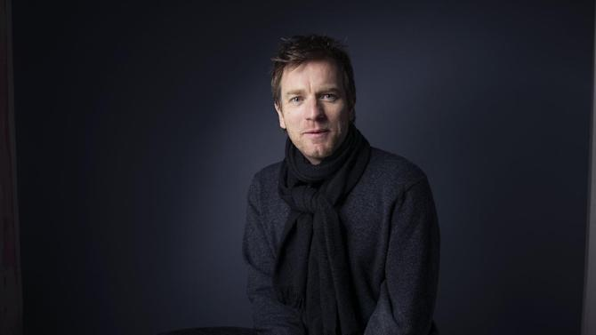 "Ewan McGregor poses for a portrait to promote the film, ""Last Days in the Desert"", at the Eddie Bauer Adventure House during the Sundance Film Festival on Sunday, Jan. 25, 2015, in Park City, Utah. (Photo by Victoria Will/Invision/AP)"