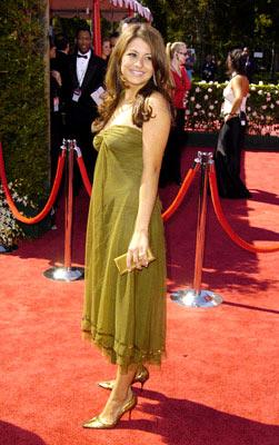 Alia Shawkat 56th Annual Emmy Awards - 9/19/2004