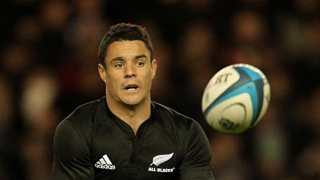 New Zealand's Dan Carter (PA Sport)